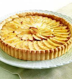 Французский яблочный пирог - Яблочный тарт