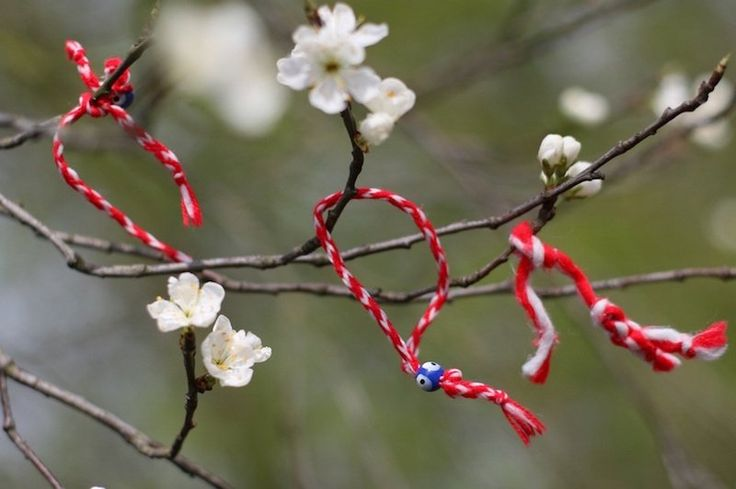 Greeks Welcome Spring with the Ancient Tradition of Martis