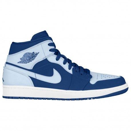 $97.89 #adidas #adidasshoes #nike #jordan #retro #nba #todayshoes   royal blue jordan shoes,Jordan AJ1 Mid - Mens - Basketball - Shoes - Team Royal/Ice Blue/White-sku:54724400 http://jordanshoescheap4sale.com/104-royal-blue-jordan-shoes-Jordan-AJ1-Mid-Mens-Basketball-Shoes-Team-Royal-Ice-Blue-White-sku-54724400.html