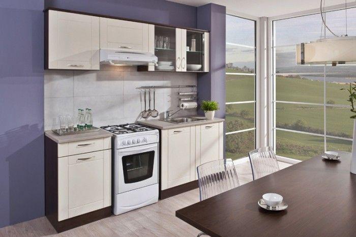 I menší typ interiéru si zaslouží chytré a přitom elegantní řešení. Kuchyňská linka Aneta se díky svým rozměrům hodí do menších typů kuchyně a zároveň působí...