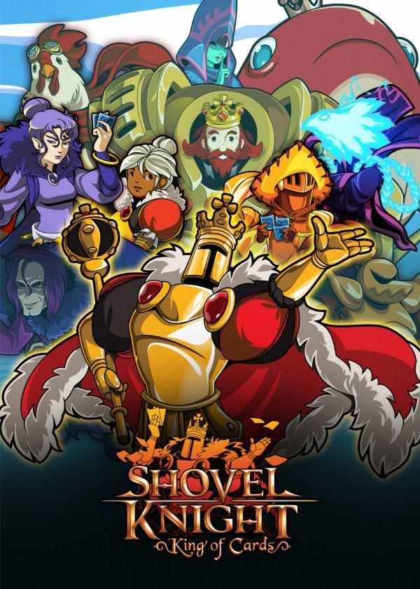 Shovel Knight poster print