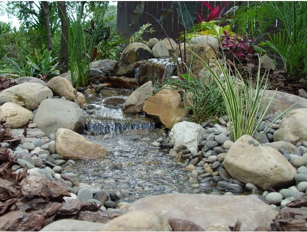 121 best images about pond less waterfalls on pinterest for Rock ponds designs