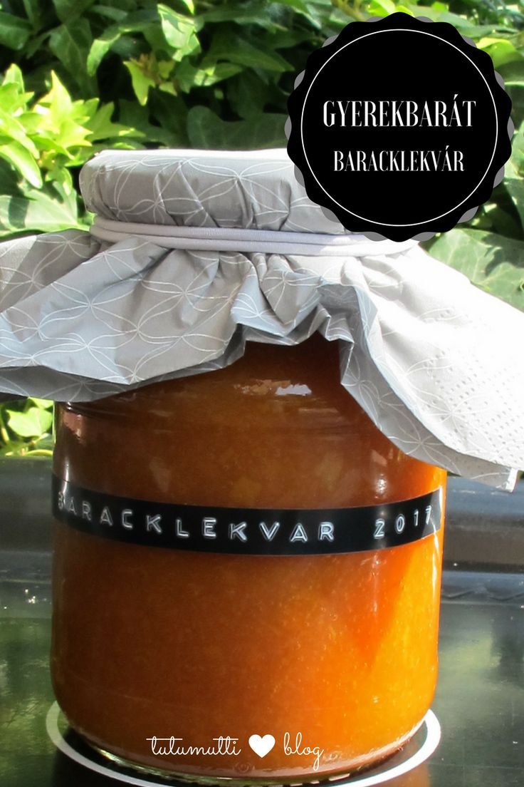 Tutumutti - Gyerekkel kreatívan blog / www.tutumutti.blog.hu / Gyerekbarát baracklekvár recept / Kid Friendly Apricot Jam Recipe / DIY and Crafts