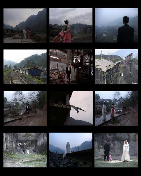 陈秋林 Chen Qiulin, 桃花 Peach Blossom, -Artcool—青年艺术家展示自我的平台