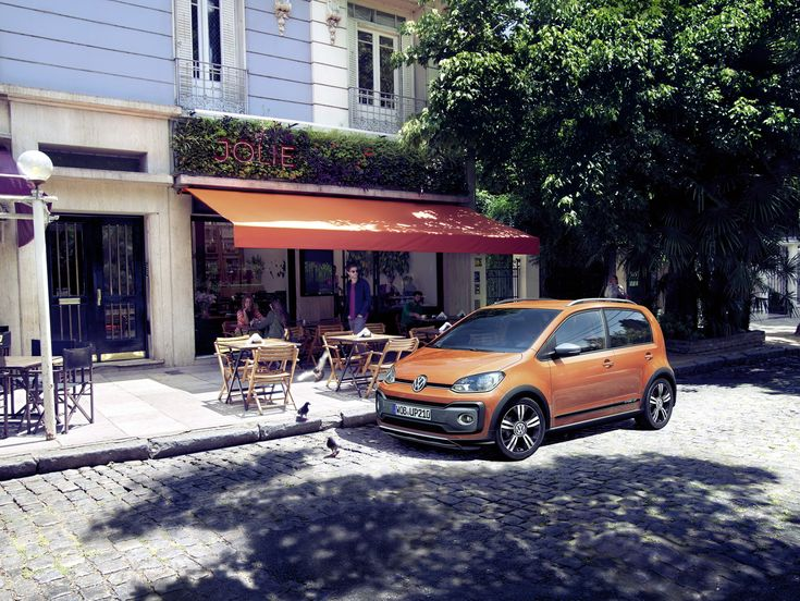 Revamped VW Cross Up! Is Up For Grabs In Europe From €14,250