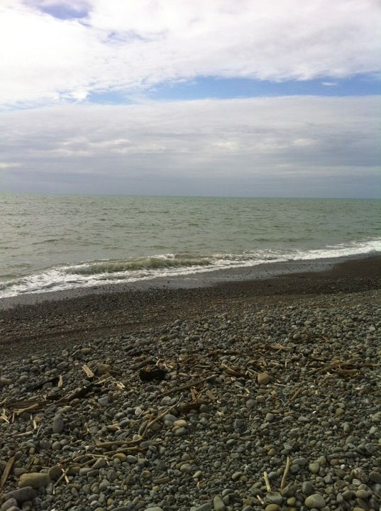Otaki Beach in Otaki, Wellington
