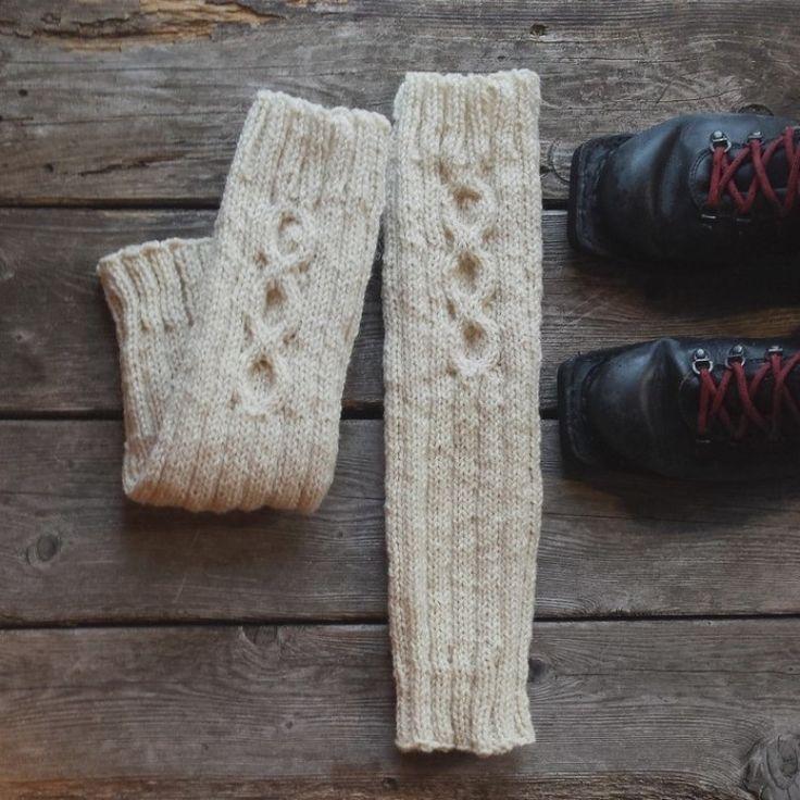 Jambières de laine canadienne, confort et chaleur pour toutes vos activités de plein air. Par Mailles.ca fabriqué au Québec