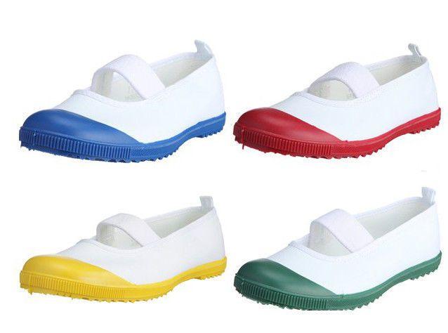 Girls Navy Blue School Shoes