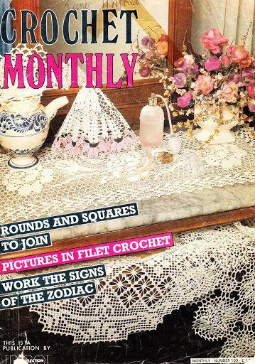 Crochet Monthly 103 - Lita Z - Picasa Web Albums...ONLINE MAGAZINE!