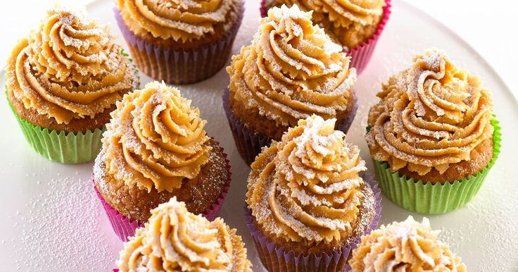 Lactosevrije cupcakes