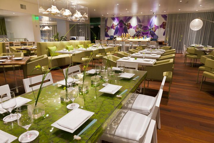 Morimoto Waikiki Restaurant By Schoos Design Honolulu Hawaii Hotels And Restaurants