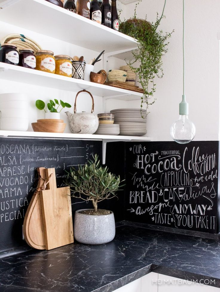 Urban Jungle Bloggers: Kitchen Greens by @heimatbaumcom