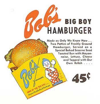 1950 s food restaurants
