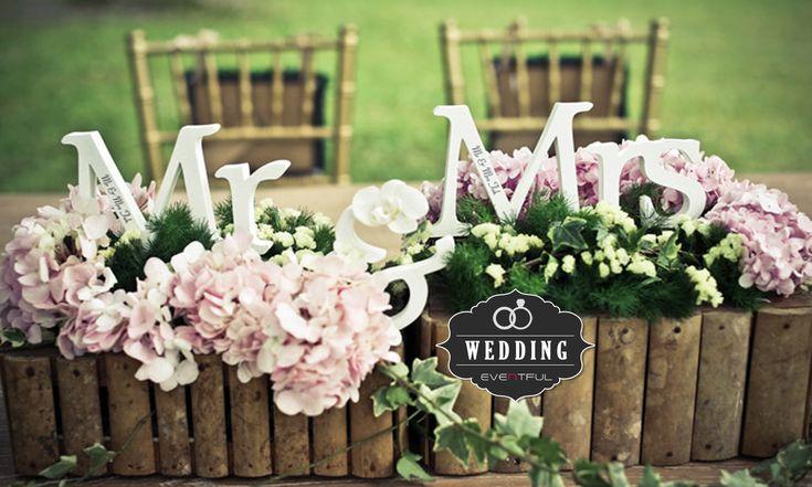 GARDERN WEDDING THEME