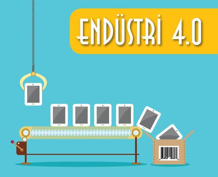 Çağımızın Sanayi Devrimi : Endüstri 4.0