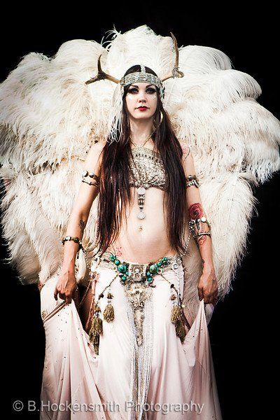 Zoe Jakes tribal fusion bellydance