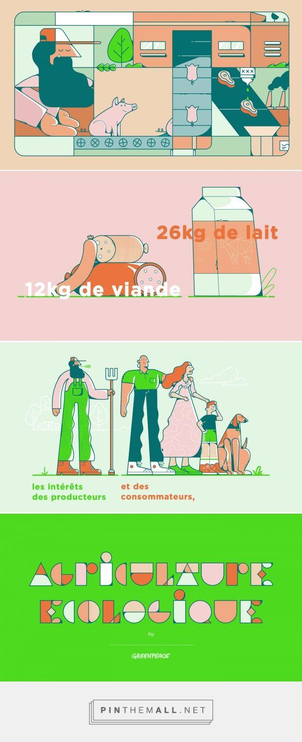 Greenpeace France on Behance - created via https://pinthemall.net
