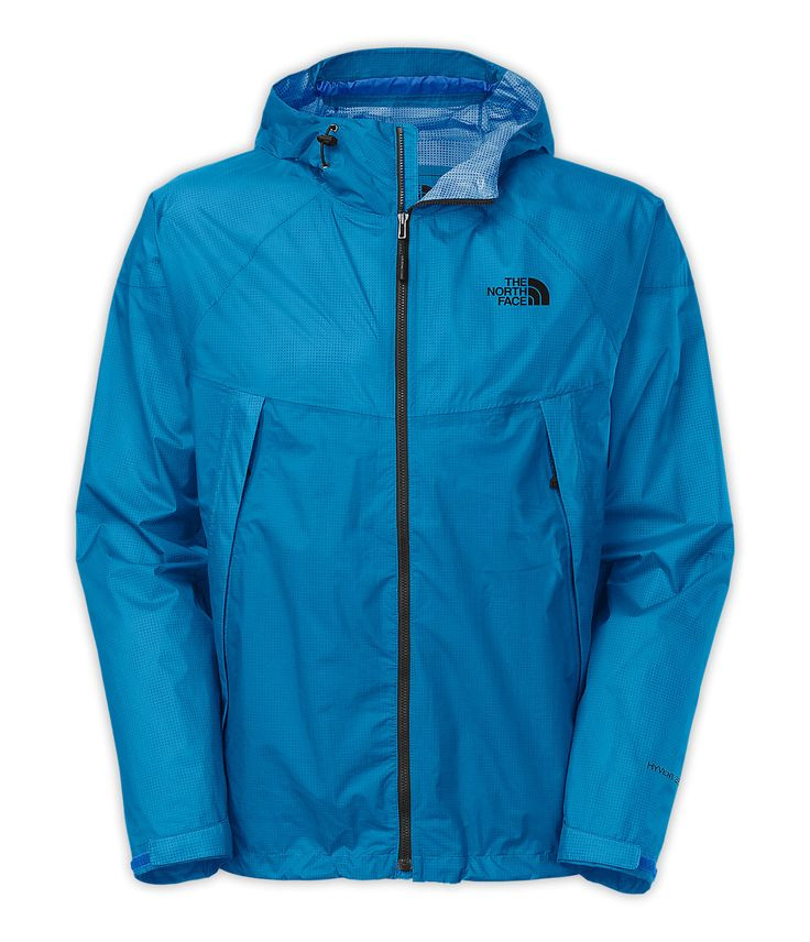 North Face Cloud Venture Jacket (Men's). Cloud Venture is ideal for for those getting out for a run traveling light and fast on wet trails.
