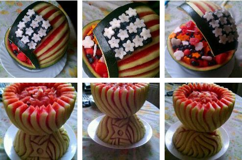 4th of july watermelon recipes