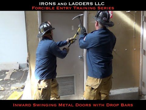 48 Best Forcible Entry Images On Pinterest Fire Fighters Garage