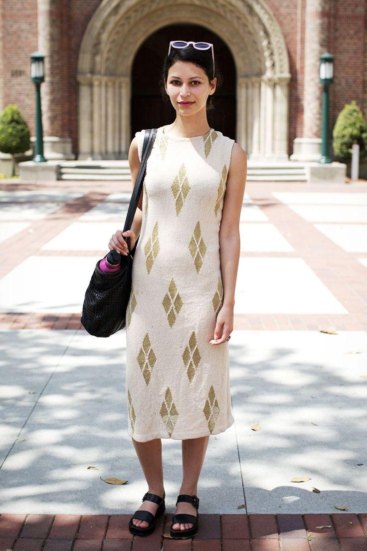 College Street Style - Campus Fashion