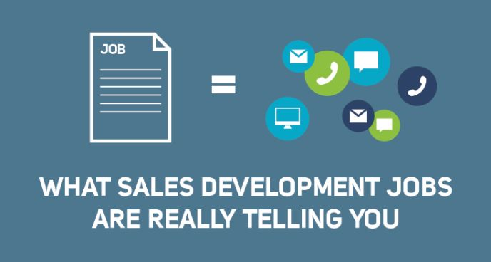 What Sales Development Job Descriptions Are Really Telling You