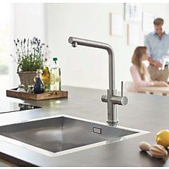 Grohe Blue Home kjøkkenarmatur Med filtrert, avkjølt og musserende vann