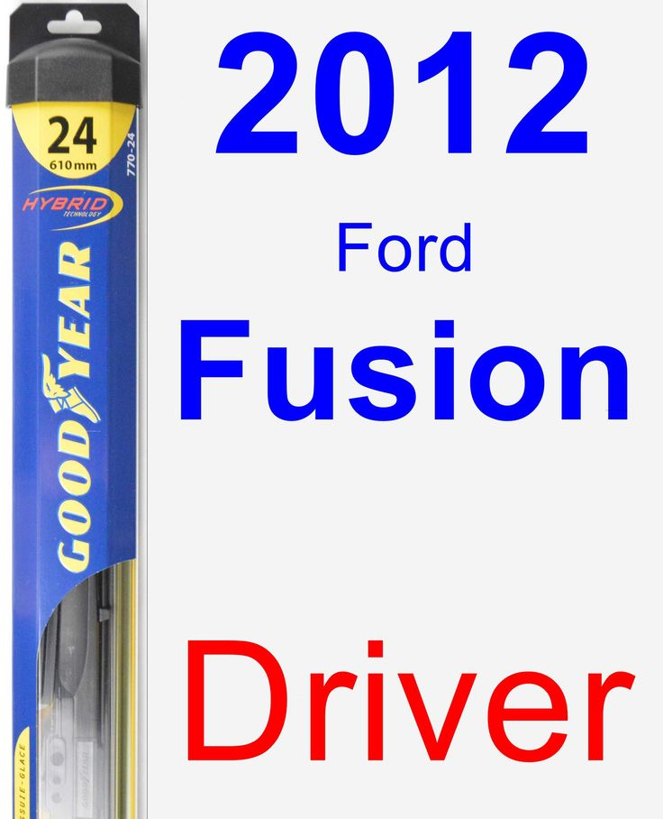 ford fusion hybrid dimensions