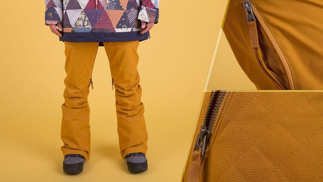 How The Burton Snowboard Pants Are the Best for The Women? - Web Journal | A HUB of Well Researched Contents