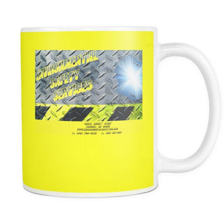 ESS Industrial Brand Mugs