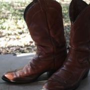 There are a lot of suggestions on the Internet for how to stretch leather cowboy boots. Although most of them will work, many will damage the leather of the boots. To fit leather cowboy boots to your feet so they are as comfortable as a second skin is a process that takes a little time. The reward, however, of having a pair of boots that feel like...