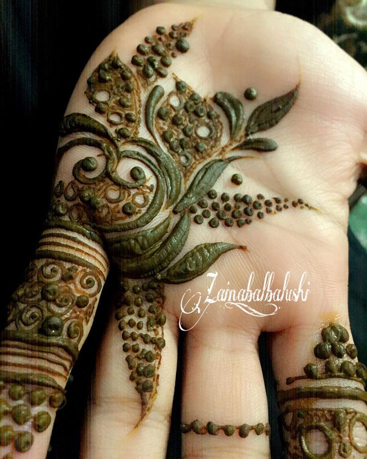 See this Instagram photo by @poonammehendi_hennaartist • 975 likes