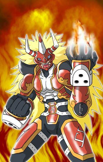 Digimon Frontier <br />Detrás de la oscuridad<br /><br />Los personajes no me pertenecen son de Digimon, solo aparece un OC mío<br /><br />Capitulo 4: El guerrero de fuego Agunimon<br /><br />Los Hawkmons atacaban con sus alas a Agunimon, Agunimon para sacárselos dijo:<br />-¡Tornado de fuego!-<br />Un tornado de fuego rodeo a Agunimon, los Hawkmon se fueron para atrás por el fuego, entonces el tornado desapareció y arriba se podía ver a Agunimon, entonces el cayendo con una patada…