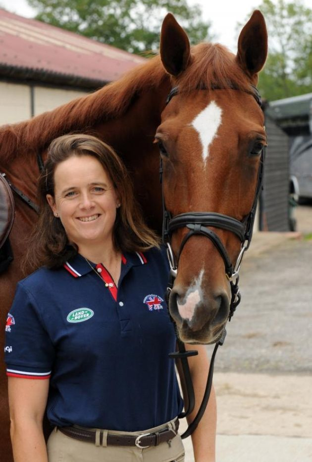 Pippa Funnell - Eventing.