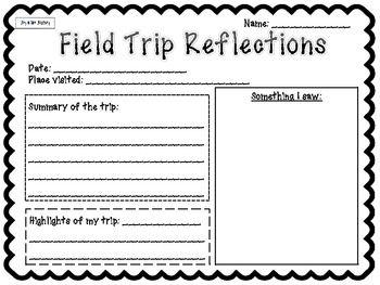 Essay on importance of field trips