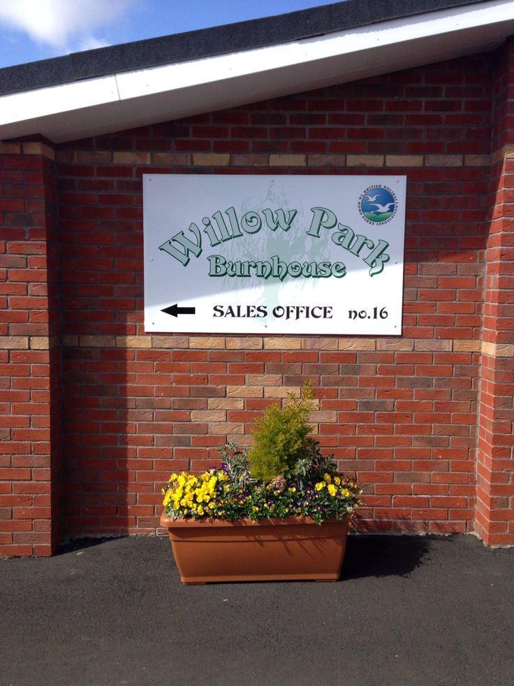 Welcome To Willow Park Homes Burnhouse North Ayrshire Scotland