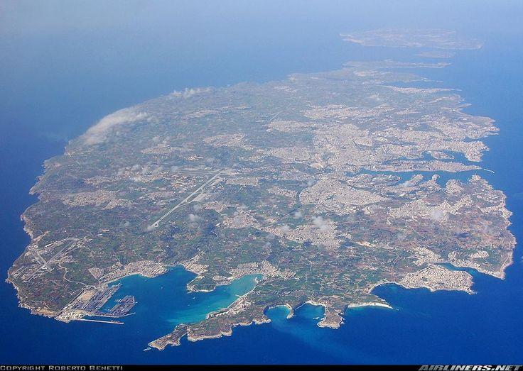 Остров Мальта. Лука.