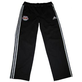 adidas NY Red Bulls Anthem Soccer Training Pant (2015)