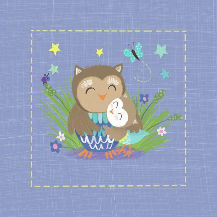 Melanie Mitchell - Night Time Owls Melanie Mitchell