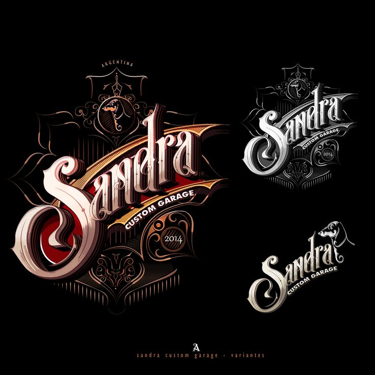 Sandra Custom Garage on Behance