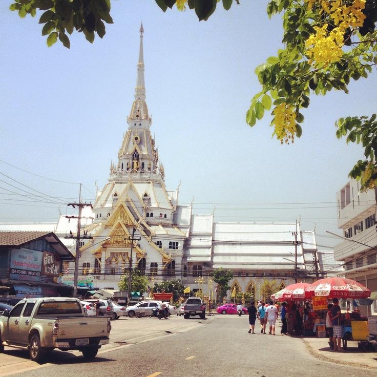Wat Sothorn, Thailand