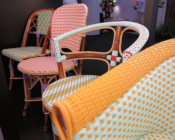 Chaises et fauteuils Drucker
