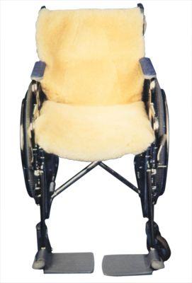 Wheelchair Seat Cover - ClassicSheepskin | Shop New Zealand NZ$ 207.90