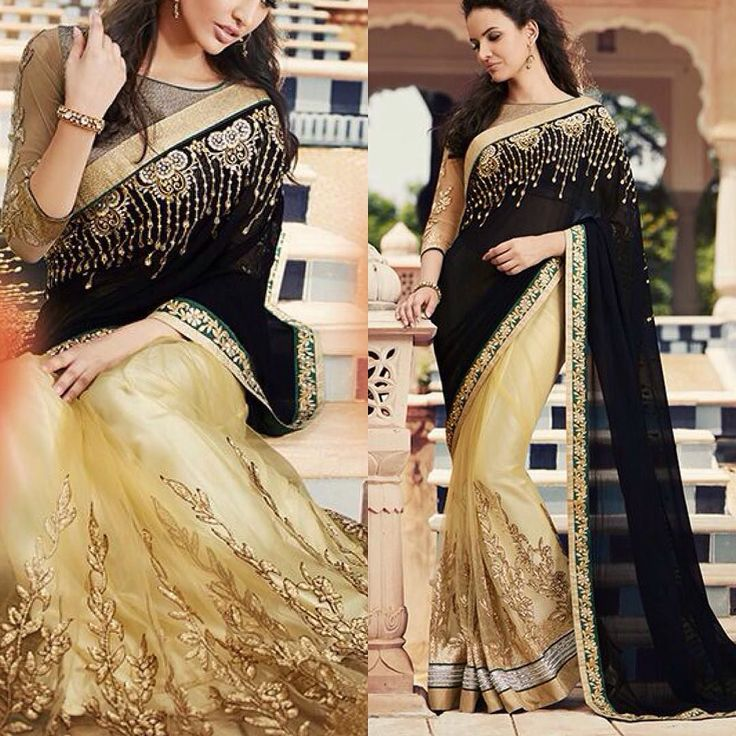 NEW SAREE SELECTION Must have pieces for all saree lovers-  With fancy blouse piece  Price range: 2700/- to 3700/- inr/ 28 to 37/ 42$ to 56$ We take stiching orders for blouses Shipping worldwide. Free Delivery all over India. COD available all over India.  For enquiries pls contact 919769716775.  #indianclothes #ethnicwear #salwarkameez #sarees #anarkalis #tunics #kurtis #indianfashion #indianwear #fashion #desistyle #salwarsuit #patialasuit #indianwear #indiantraditionalwear…
