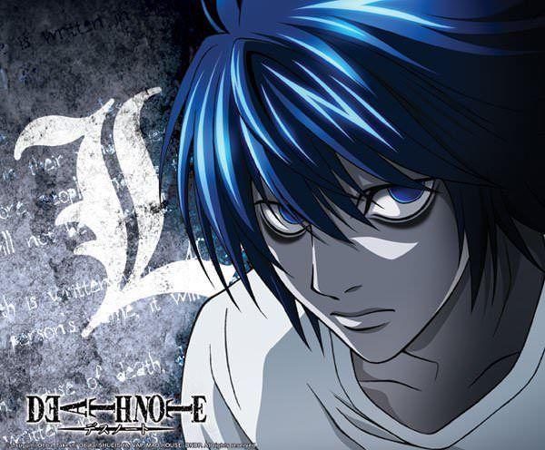 Tapis de souris Death Note L - 6,99€ - #Logostore: