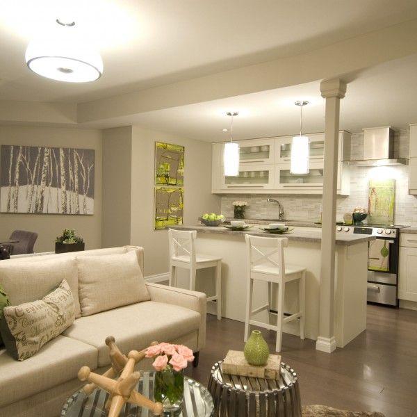 die besten 25+ wohnzimmer mit offener küche ideen auf pinterest ... - Offene Kuche Im Wohnzimmer