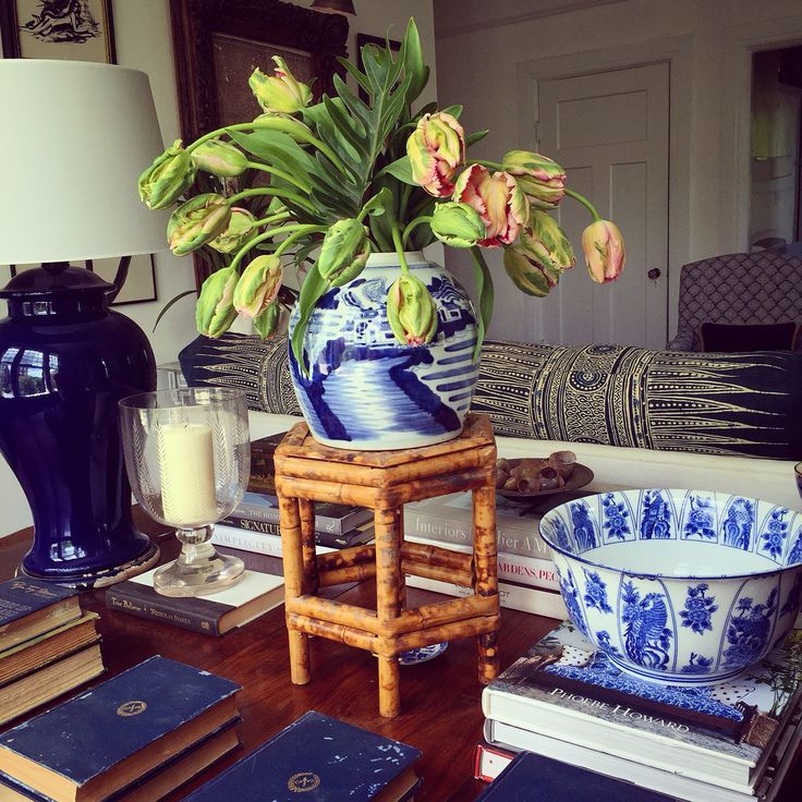I don't know William McLure but I love following his personal decorating projects on his Instagram and Pinterest accounts.  William works as an interior designer for architect Bill Ingram in Birmingham, Alabama but he's always reworking his own spaces.  He moved into a new house and painted his bedroom floors white and the walls blue […]