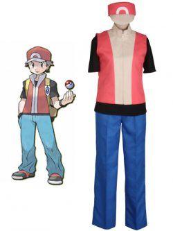 Pokemon ash Costumes Cosplay ketchum