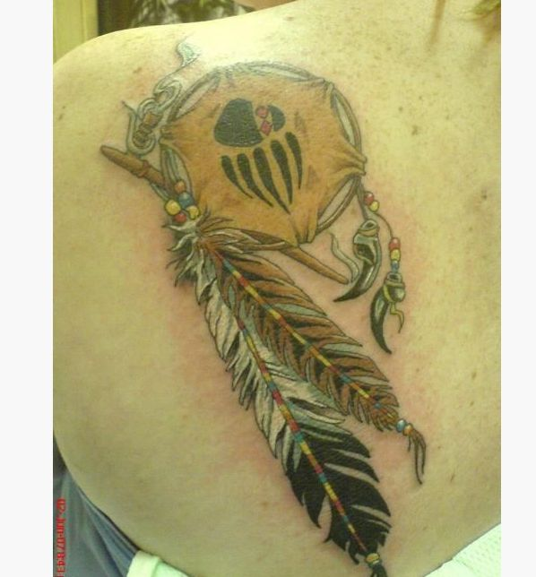 Die besten 25 cherokee indianer tattoos ideen auf for Cherokee indian tribal tattoos