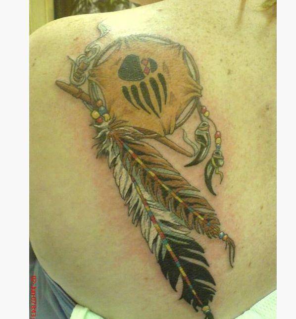 20 Cherokee Indian Tattoos                                                                                                                                                      More